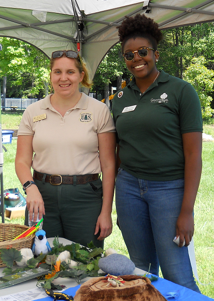 Day in the Park 2018 Forest Service